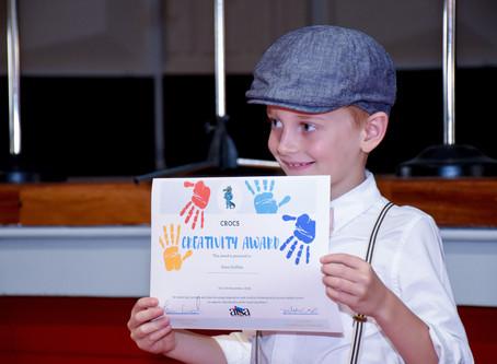 CROCs Award Assembly
