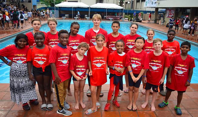 WAISAL Swimming Meet