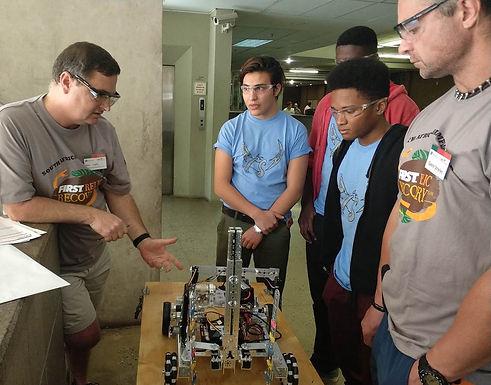 AISA Places 4th in Robotics