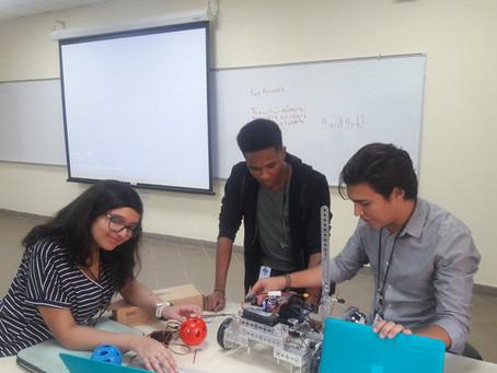 AISA's Robotics Team