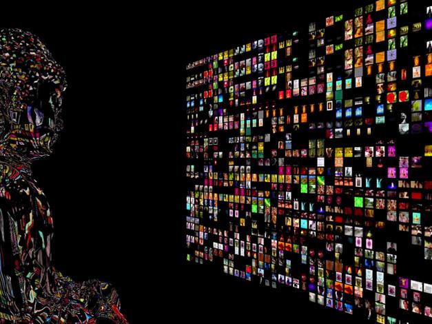 "Search Engine Vision ""Buddha"", 2012"