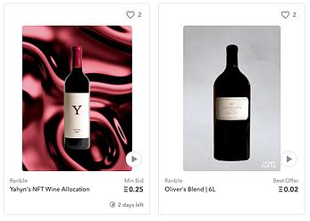 Wine, Crypto, & NFTs