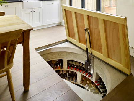 Building a Wine Cellar: Everything You Need to Know