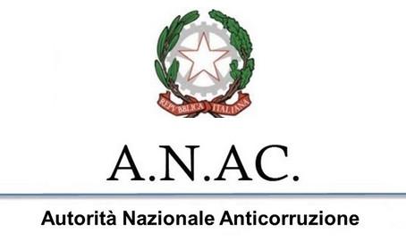 CONTRIBUTO ANAC, ESCLUSIONE IN CASO DI OMISSIONE O RITARDO NEL PAGAMENTO