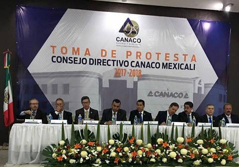 Cumple Canaco un siglo en Mexicali