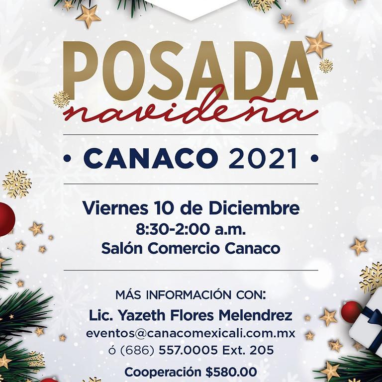 Posada CANACO 2021
