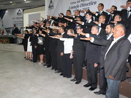 "Toma de protesta ""Consejo Directivo"" 2021-2022"