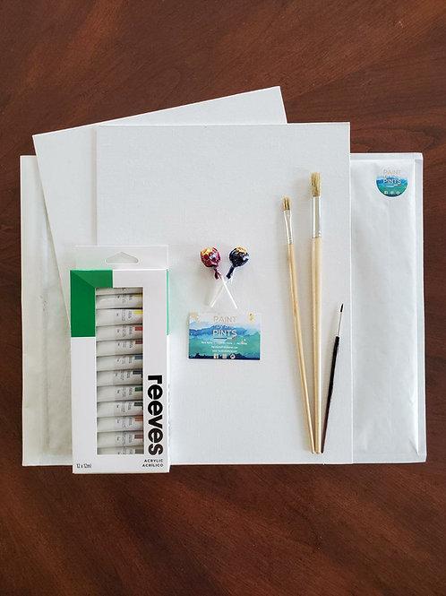 Paint x Pints Art Pack (Deluxe)