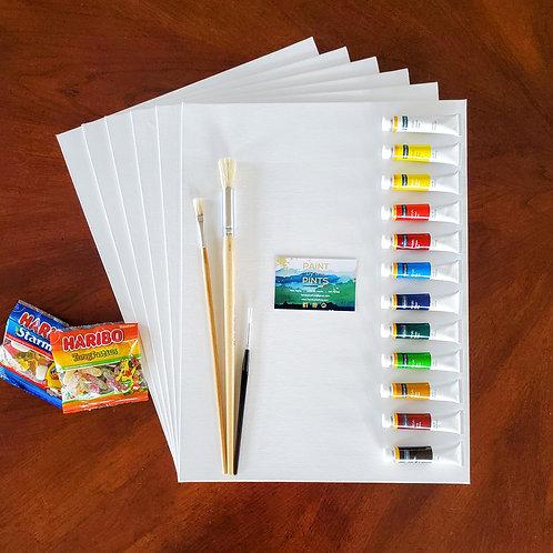 Paint x Pints Avid Painter Pack