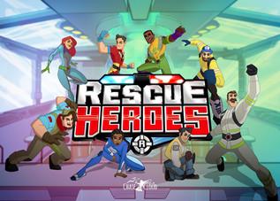 Mattel's Rescue Heroes: