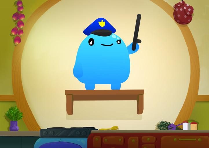 Police Jelly