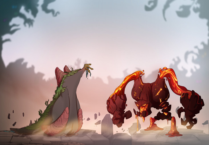 MONSTERS HUNTING