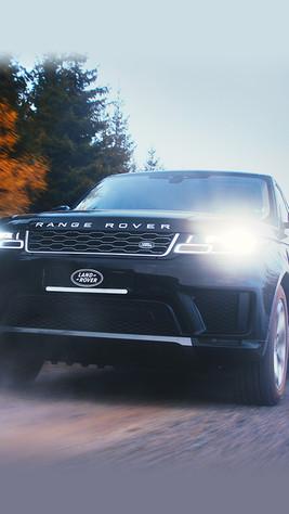 Range Rover: The Ascend