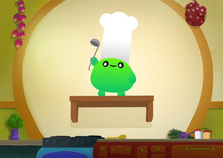 Chef Jelly