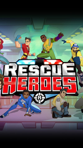 Mattel's Rescue Heroes