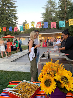 Mexsal Catering Private Events