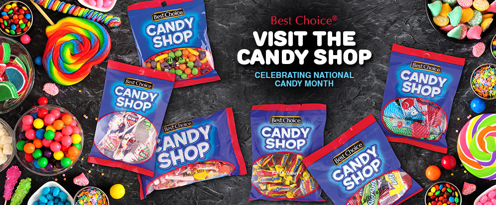 Best Choice Brand Candy