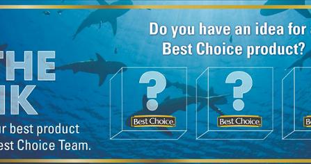 Best Choice Tank Contest