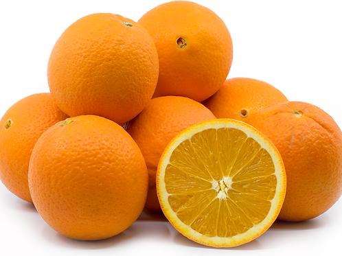 California Sunkist Fancy Navel Oranges 72 sz. Half Carton