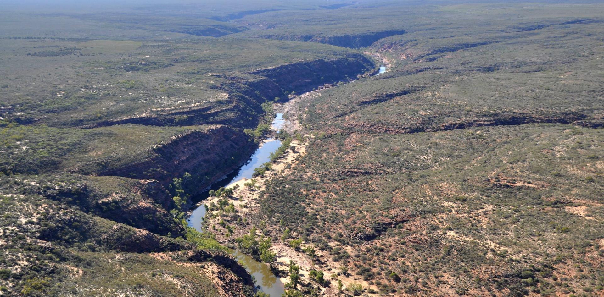 Murchison River Gorges