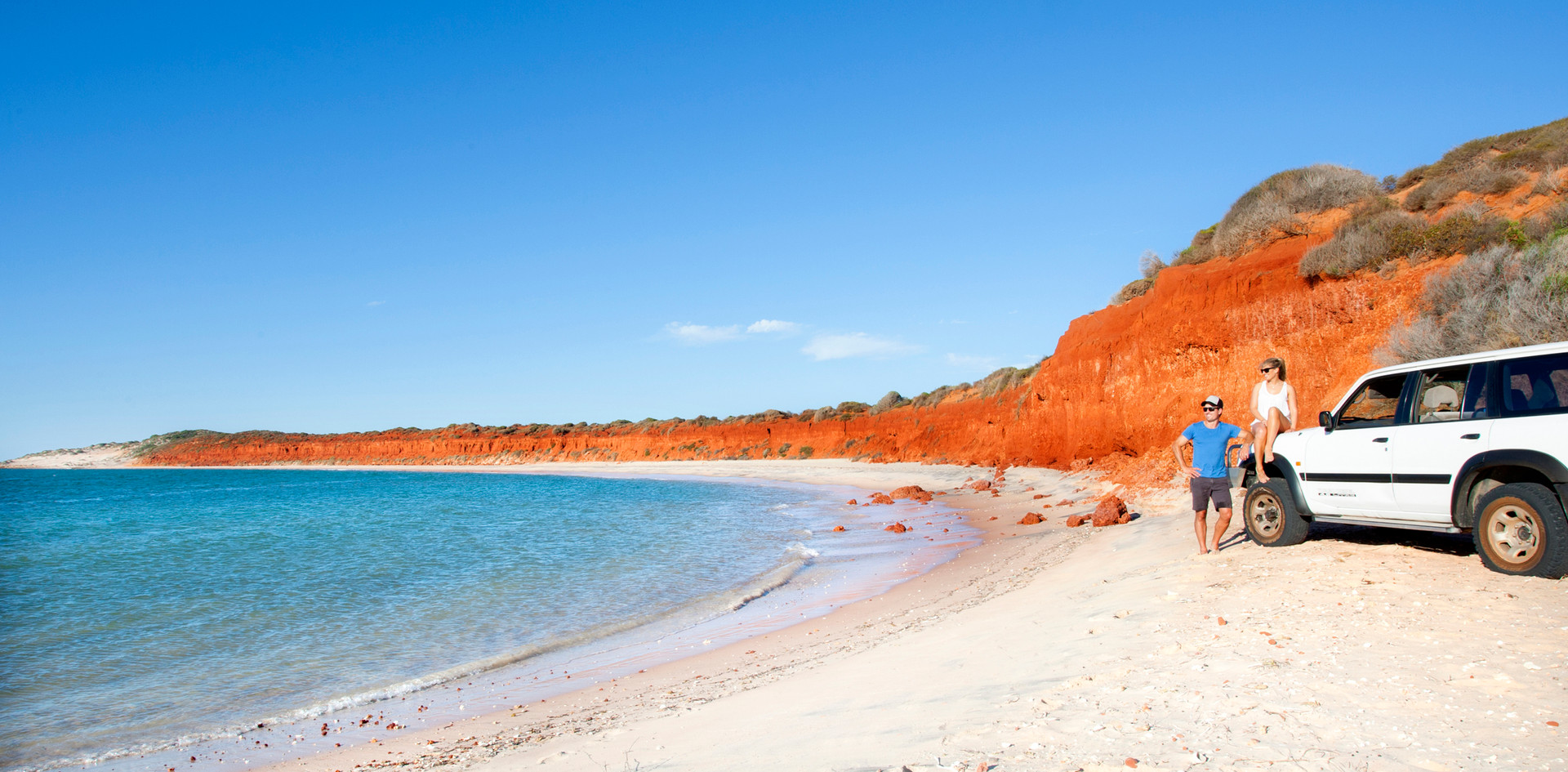 Cape Peron, Shark Bay World Heritage Are