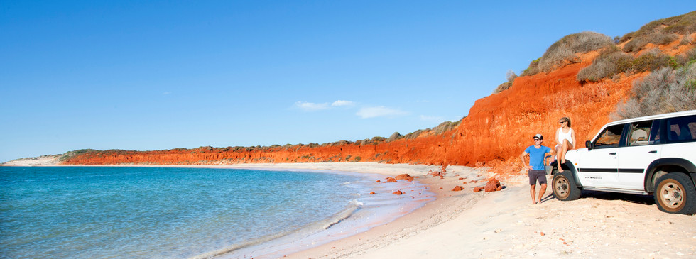 Cape Peron, Shark Bay World Heritage Are