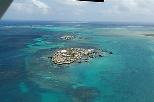 Abrolhos Islands - fishing Island