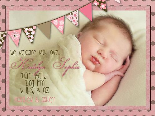 Baby Katelyn