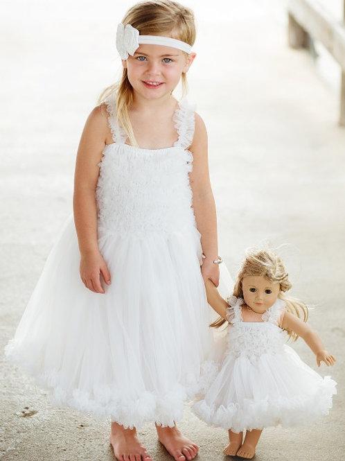 Pale Ivory Princess Petti Dress