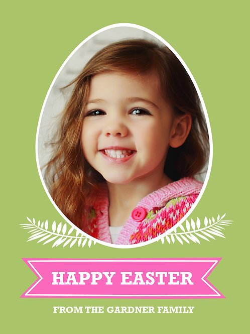 Hippity Hop 4 Pack Easter Cards