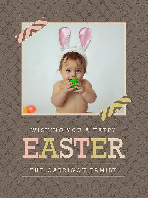 Easter Hops 4 Pack Easter Cards