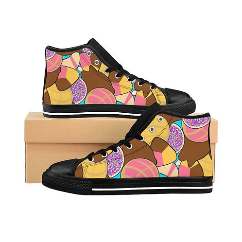 Pan Dulce Overload Women's High-top Sneakers