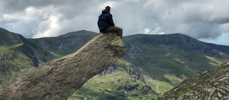 Mountains, Mental Health & North Wales...