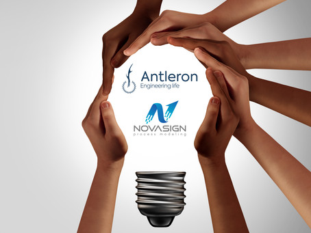 Antleron and Novasign to join forces in ATMP Modeling