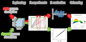Comparison of static process description with classic DoE and dynamic process description using Novasign's hybrid models - Bioprocessing Europe Lisbon