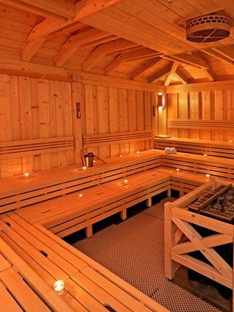 Ceremoniální sauna