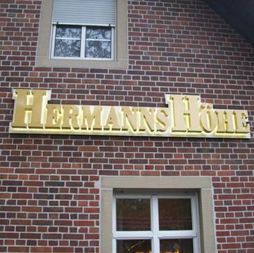 LED-Schrift Profil 3, HermannsHöhe, Legd