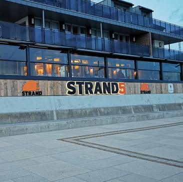 LED-Schrift Profil 3, Strand5, Borkum.jp