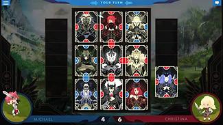 Eminence: Xanders Tales - Card Battle