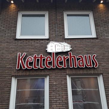 LED-Schrift Profil 5, Kettelerhaus, Vred