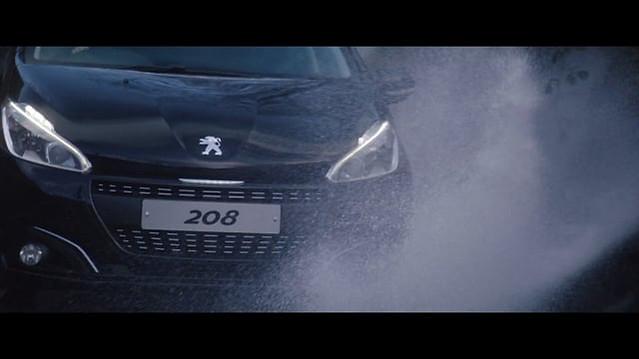 Peugeot 208 Black