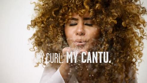 CANTU: MY CURL. MY CANTU.