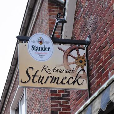 Schildausleger, Sturmeck, Langeoog.JPG