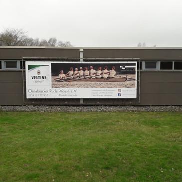 PVC-Banner, Ruderverein, Osnabrück.jpg