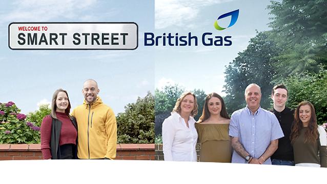 British Gas: Smart Street