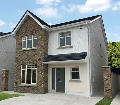 4 Bed Home, Brocan Wood, Monasterevin