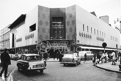 Henry Street Dublin 1968 Ref R68-1714
