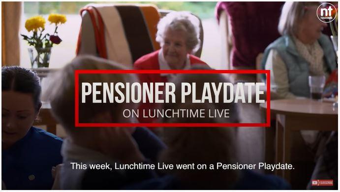 Pensioner Playdate