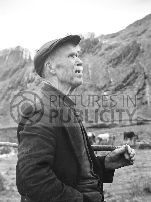 A Farmer in Munster 1953 Ref R53-1429