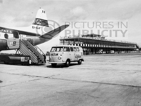 Dublin Airport 1962 Ref R62-5270